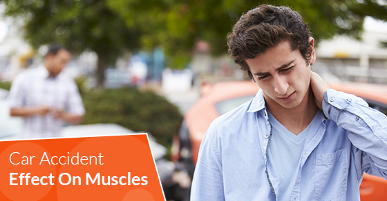Car Accident Effect On Muscles