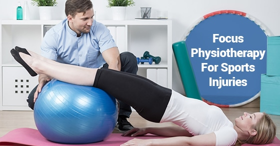 Focus Physiotherapy For Sports Injuries